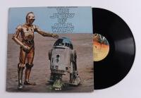 "1977 ""Star Wars"" Vinyl Record Album with Original Booklet Insert (See Description) at PristineAuction.com"
