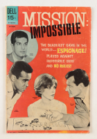 """Vintage 1969 """"Mission: Impossible"""" Issue #5 Dell Comic Book (See Description) at PristineAuction.com"""