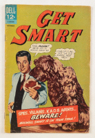 """Vintage 1966 """"Get Smart"""" Issue #2 Dell Comic Book (See Description) at PristineAuction.com"""