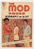 "Vintage 1971 ""The Mod Squad"" Issue #2 Dell Comic Book (See Description) at PristineAuction.com"