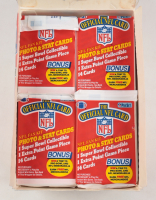 1989 Pro Set Series 2 Football Box with (36) Wax Packs (See Description) at PristineAuction.com