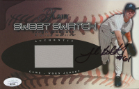 Josh Beckett Signed 2002 Flair Sweet Swatch #2 145/500 (JSA COA) at PristineAuction.com