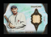 Honus Wagner 2021 Topps Diamond Icons Relics #SPRHW #5/10 at PristineAuction.com