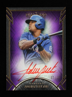 Adrian Beltre 2021 Topps Diamond Icons Red Ink Autographs Purple #RIABE #2/10 at PristineAuction.com