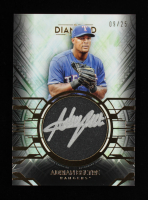 Adrian Beltre 2021 Topps Diamond Icons Silver Ink Autographs #SIABR #9/25 at PristineAuction.com