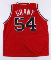 """Horace Grant Signed Jersey Inscribed """"4x Champ"""" (JSA COA) at PristineAuction.com"""