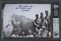 "Steve Pisanos Signed 5x7 Photo Inscribed ""M3 Plainfield Crew"" (BGS Encapsulated) at PristineAuction.com"
