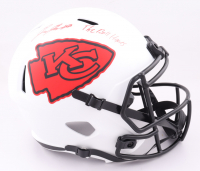"""L'Jarius Sneed Signed Chiefs Full-Size Lunar Eclipse Alternate Speed Helmet Inscribed """"The Ball Hawk"""" (JSA COA) (See Description) at PristineAuction.com"""