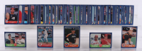 1986 Fleer Complete Set of (660) Baseball Cards with #649 Jose Canseco RC, #345 Roger Clemens, #310 Nolan Ryan, #646 Paul O'Neill RC, #284 Cal Ripken at PristineAuction.com