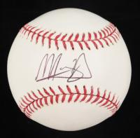 Manny Machado Signed OML Baseball (JSA COA) at PristineAuction.com