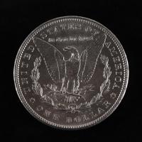 1900 Morgan Silver Dollar at PristineAuction.com