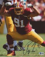 Ryan Kerrigan Signed Redskins 8x10 Photo (Beckett COA) at PristineAuction.com