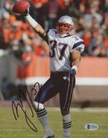 Rodney Harrison Signed Patriots 8x10 Photo (Beckett COA) at PristineAuction.com
