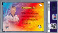 Dale Earnhardt Jr. Signed 1998 Press Pass Stealth Fusion #37 (PSA Encapsulated) at PristineAuction.com