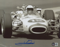 Mario Andretti Signed 8x10 Photo (Beckett COA) at PristineAuction.com