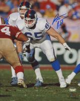 Bart Oates Signed Giants 8x10 Photo (Schwartz Sports COA) at PristineAuction.com