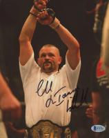 "Chuck ""Iceman"" Liddell Signed UFC 8x10 Photo (Beckett COA) at PristineAuction.com"