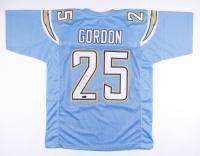 Melvin Gordon Signed Jersey (Gordon COA) at PristineAuction.com