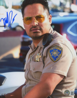 """Michael Pena Signed """"CHiPs"""" 8x10 Photo (Beckett COA) at PristineAuction.com"""