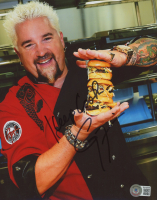 """Guy Fieri Signed 8x10 Photo Inscribed """"Keep Cook"""" (Beckett COA) at PristineAuction.com"""