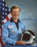"""Robert L. """"Hoot"""" Gibson Signed NASA 8x10 Photo Inscribed """"Best Wishes"""" (Beckett COA) at PristineAuction.com"""
