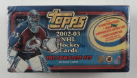 2002-03 Topps NHL Complete Set of (330) Hockey Cards at PristineAuction.com