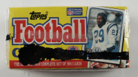 1988 Topps Complete Set of (396) Football Cards (See Description) at PristineAuction.com