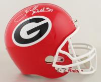 Herschel Walker Signed Georgia Bulldogs Full-Size Helmet (Beckett COA) at PristineAuction.com