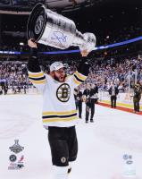 Nathan Horton Signed Bruins 16x20 Photo (Beckett COA & YSMS COA) at PristineAuction.com