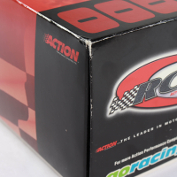 Dale Earnhardt LE 1999 NASCAR #3 GM Goodwrench Service Plus / No Bull / 2000 Monte Carlo Clear Window Bank - 1:24 Premium Action Diecast Car at PristineAuction.com
