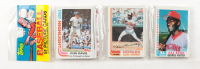 1982 Topps Baseball Unopened Rack Pack with (51) Cards at PristineAuction.com