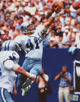 Charlie Waters Signed Cowboys 8x10 Photo (Beckett COA) at PristineAuction.com