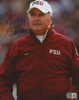 Bobby Bowden Signed Florida State Seminoles 8x10 Photo (Beckett COA) at PristineAuction.com