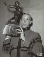 """Pete Dawkins Signed Army Black Knights 8x10 Photo Inscribed """"Heisman '58"""" (Beckett COA) at PristineAuction.com"""