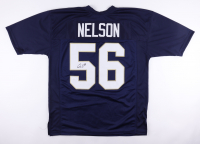Quenton Nelson Signed Jersey (JSA COA) at PristineAuction.com