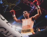 Manny Pacquiao Signed 8x10 Photo (Pacquiao COA) at PristineAuction.com