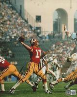 Billy Kilmer Signed Redskins 8x10 Photo (Beckett COA) at PristineAuction.com