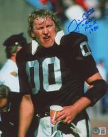 "Jim Otto Signed Raiders 8x10 Photo Inscribed ""H.O.F. 1980"" (Beckett COA) at PristineAuction.com"