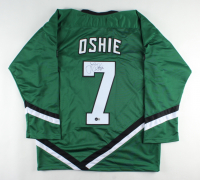 T. J. Oshie Signed Jersey (Beckett COA) (See Description) at PristineAuction.com