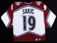 Joe Sakic Signed Avalanche Jersey (Beckett COA) at PristineAuction.com