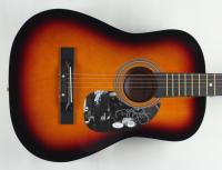 """Jon Bon Jovi Signed 39"""" Acoustic Guitar (JSA COA & PSA COA) at PristineAuction.com"""