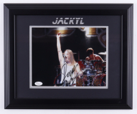 Jesse James Dupree Signed 13.5x16.5 Framed Photo (JSA COA) at PristineAuction.com