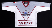 Gary Gatte Signed West Jersey (Beckett COA) at PristineAuction.com