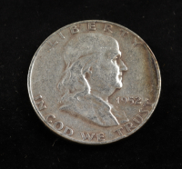 1952 Ben Franklin Half Dollar at PristineAuction.com