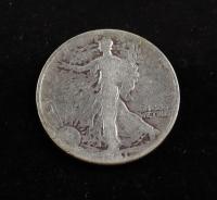1941 Walking Liberty Silver Half Dollar at PristineAuction.com