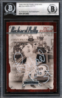 Richard Petty Signed 2009 Press Pass Legends #66 200 (BGS Encapsulated) at PristineAuction.com