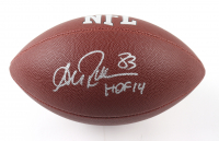 "Andre Reed Signed NFL Football Inscribed ""HOF 14"" (JSA COA) at PristineAuction.com"