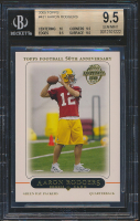 Aaron Rodgers 2005 Topps #431 RC (BGS 9.5) at PristineAuction.com