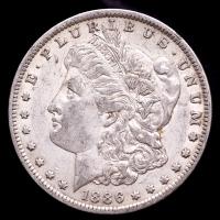 1886-S Morgan Silver Dollar at PristineAuction.com