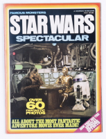 """1977 """"Star Wars Spectacular"""" Magazine at PristineAuction.com"""